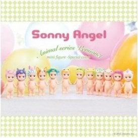 Sonny Angel Special colour Animal Series Version 3 Limited Edition 12 piece box set