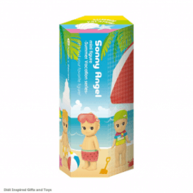 Summer Vacation 2017 Series 1 Piece Mini Figure Limited Edition