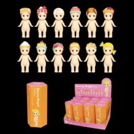 Sweet Series Full Boxset - 12  Pc's Mini Figure Kawaii Dolls