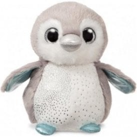 Sparkle Tales Misty Grey Penguin 7in Plush Toy by Aurora