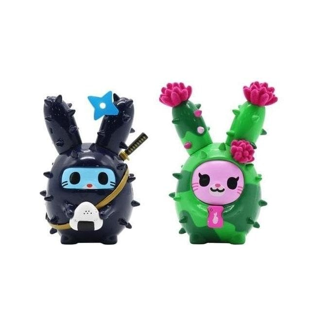 Cactus Bunnies 1 x Blind boxes Collectable Art Toys Mini Figures Age 8+