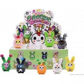 Cactus Bunnies - Choose your favourite cutie art toy collectible