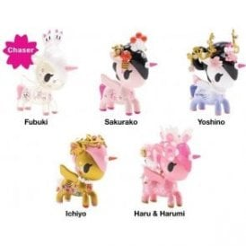 Cherry Blossom Unicorno Series 1 - Choose your favourite Unicorno