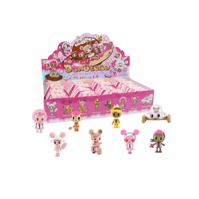 Tokidoki Donutella And Her Sweet Friends Series 2 - Choose your favourites:-