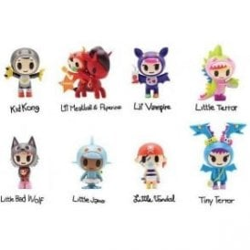 Tokidoki Little Terrors 1 Piece Blind Box