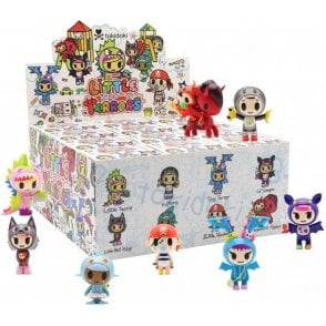 Tokidoki Little Terrors Box Set 12 Piece