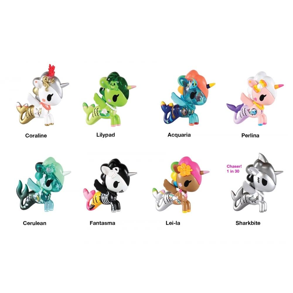 Tokidoki Mermicorno Series 2 Vinyl Art Toy Collectable In