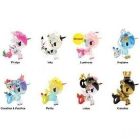 Tokidoki Mermicorno Series 4 Blind Box 1 Piece