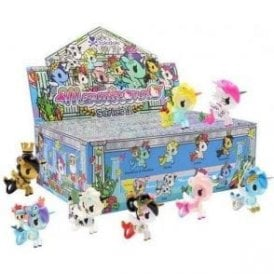 Tokidoki Mermicorno Series 4 Box Set 16 Piece