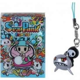 Tokidoki Sea Punk Frenzies Key Chain collectable blind box
