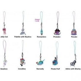 Seapunk Frenzies Keyrng/Keychain - Choose your favourite