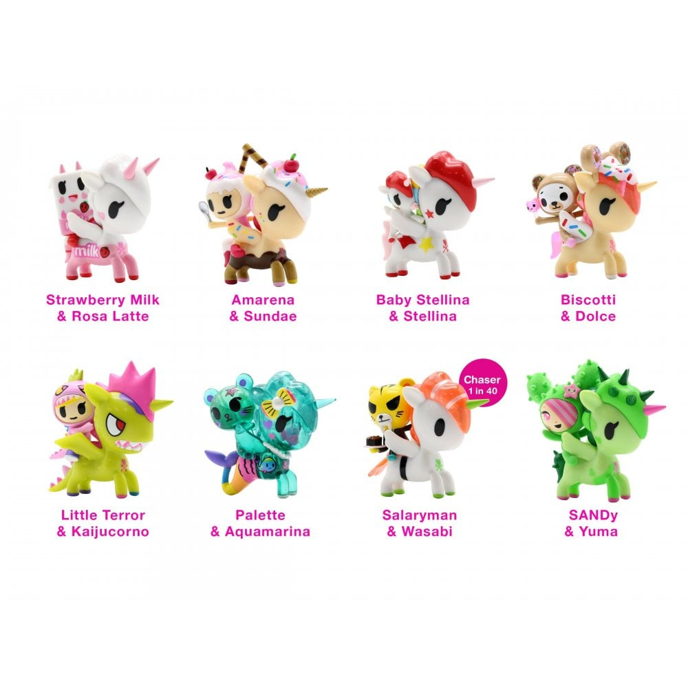 Tokidoki Unicorno And Friends Blind Box Collectable