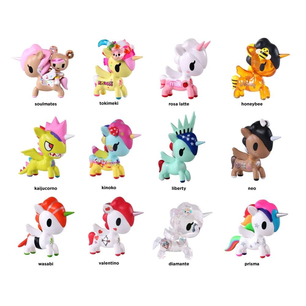 Tokidoki Hello Kitty Umbrella: Tokidoki Unicorno Series 5 Mystery Blind Box Figure