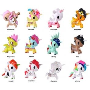 Tokidoki Unicorno Series 5 Mystery Blind Box Figure
