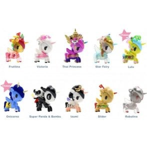 Unicorno Series 7 - Choose your favourite Unicorno Collectable Art Toy