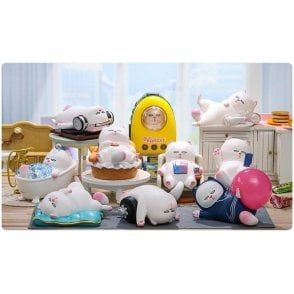 Vivi Cat Lying Box set 9 piece